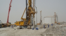 Jetty for Gas Sweetening Facilities Project (GSF)  Mesaieed